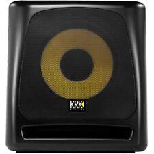 KRK 10S 10'' Powered Studio Subwoofer - Black