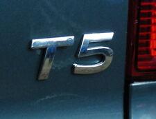VW Bus - T5 - Schriftzug / Chrom - NEU