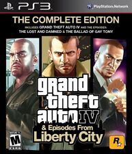 Grand Theft Auto Iv Complete Edition - Sony Playstation 3