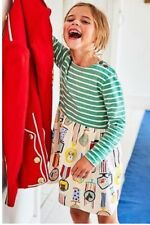Mini Boden SIZE 6-7 NEW Top Dog Hotchpotch Dress