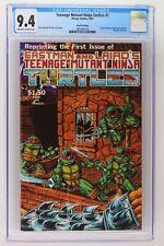 Teenage Mutant Ninja Turtles #1 - Mirage 1985 CGC 9.4 - 4th Print!