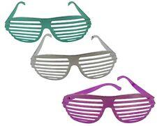 100x Partybrille Atzenbrille Gitter Brille Karneval Fasching Party Restposten