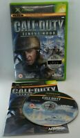 Call of Duty: Finest Hour Video Game for Microsoft Xbox PAL TESTED