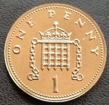 More details for 1971 - 2021 elizabeth ii decimal 1p one pence proof - choose your year