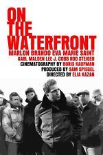 16MM film ON THE WATERFRONT Marlon Brando Eva Marie Saint Karl Walden