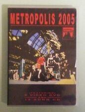 METROPOLIS RECORDS 2005   DVD / CD  2 disc set