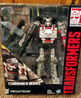 Transformers Combiner Wars Megatron + X2Toys Upgrade Kit, 100% Complete, MIB