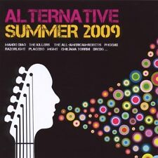 Alternative Summer 2009 MANDO DIAO PLACEBO OASIS BLOC PARTY TOTEN HOSEN MGMT 2CD