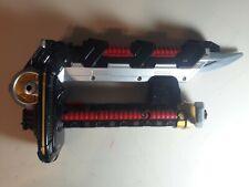 Power Rangers Samurai Deluxe Mega Blade Folding Sword Red Black with Sound