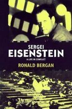 SERGEI EISENSTEIN A LIFE IN CONFLICT BY RONALD BERGEN HARDBACK UNUSED