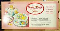 Wilton Sugar Plum Sugar Mold Kit Animals & Holiday Shapes