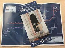 London Underground pocket Night Tube map - May 2018