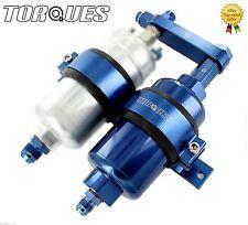 Bosch 044 pompe à combustible et de billettes haut débit filtre assemblage en bleu sans pompe