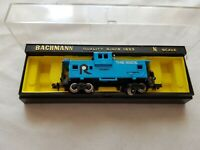 A Model Railway American Caboose  In N Gauge By Bachmann Boxed 5709