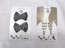 Shoes/Accessories - Erica Giuliani - Shoe Clip & Silver Heel Rings