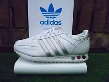 vintage adidas LA TRAINER 80s casuals UK10 2009 BNIB DEADSTOCK LEATHER OG LOOK!