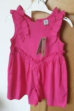 Baby Girl Summer Outfit 12-18 Months New