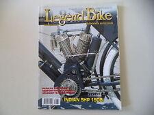 LEGEND BIKE 11/2003 PARILLA 250 SPORT/MOTOBI 250 SEI TIRANTI/VELOCETTE SCRAMBLER