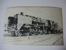 GER873 - Original DEUTSCHE REICHSBAHN - Steam Locomotive 03.155 POSTCARD Germany