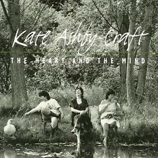 Kate Ashby-Craft The Heart and & The Mind 10 track CD NEW!