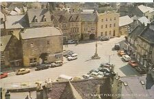 Gloucestershire Postcard - The Market Place - Stow-on-The-Wold   A6945