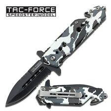 Tac Force TF-716DW-S Tactical Assisted Opening Folding Knife 4 INCH CLOSE NEW