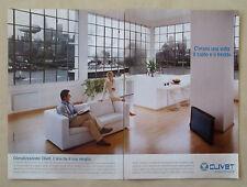 C003-Advertising Pubblicità-2005-CLIVET CLIMATIZZAZIONE