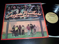 "Cooper Brothers ‎""Cooper Brothers"" LP Capricorn Records ‎– CPN-0206 Usa 1978"
