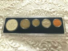 1967 US Special Mint Set with Silver Kennedy Half Dollar and Box