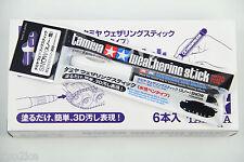 Tamiya Weathering Paint Stick (Snow) Gundam Marker