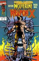 Marvel Comics Presents 72 1st & Origin Weapon X Wolverine Barry Windsor-Smith NM