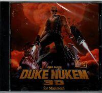 Duke Nukem 3D: Atomic Edition Mac Brand New Mac 9.0 and Below Classic Shooter