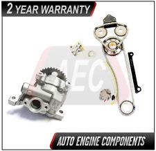 Timing Chain & Oil Pump Fits Suzuki Chevrolet Vitara 1.8 2.0 L J18A J20