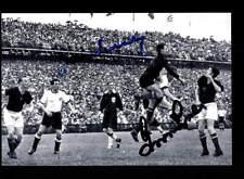 Gyula Grosics Jenő Buzánszky Ungarn WM 1954  Foto Original Signiert+A 150364