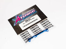 Atomic RC #MR3-011-W1 Mini-Z MR-03 Alu Lenkstange 1° Nachspur Type-A wide