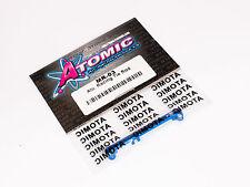 Atomic RC #MR3-013-N5 Mini-Z MR-03 Alu Lenkstange 0,5° Nachspur Type-B schmal