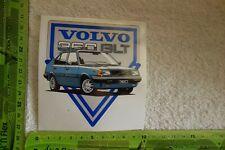 Alter Aufkleber Automobile VOLVO 360 GLT