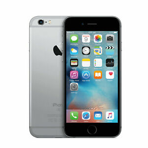 Apple iPhone 6S - 64GB 128GB Factory Unlocked Rose Gold, Silver, Gold, Gray