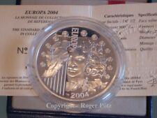 1,50 Euro Europa Silber PP 2004 EU Erweiterung