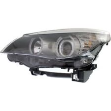 New BM2502142 Driver Side Headlight for BMW 550i 2008-2010