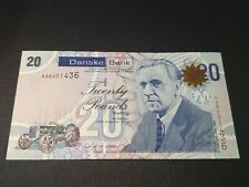Northern Bank. Northern Ireland. £20 pounds. 2012. P213. UNC. See Photos. *73