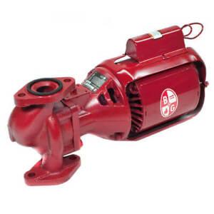 Bell & Gossett 106189 Series 100 NFI Inline Circulator Pump (#100NFI)