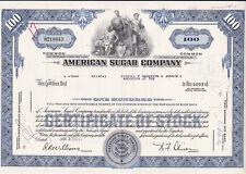 American Sugar Company-shares V. 1967