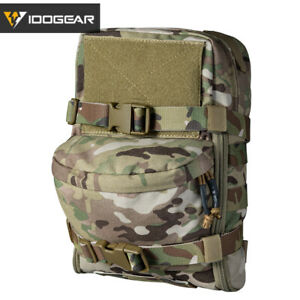 IDOGEAR Hydration Pack Hydration Backpack Assault Molle Pouch Mini Tactical Gear