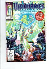 Visionaries #1 - Star Comics - 1987- Very Fine+