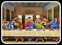 MAGNET Tom Brady 12 Apostles Last Supper Tampa Bay Buccaneers GOAT NFL Bucs