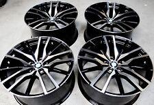 "BMW X5 X6 742M Style X4 - 22"" Alloy Wheels M Sport M50d 5x120 Staggered !!"