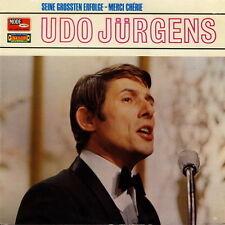 """12"""" Udo Jürgens Seine grössten Erfolge Merci Cherie 60`s Vogue Deutschland"""