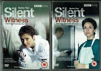 """Movies  """" Silent Witness Series 1-14  """"  (Watched Once) *Sellers Bargains*"""