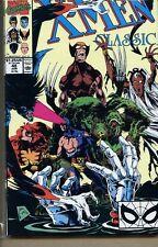 Classic X-Men 1986 series # 48 fine comic book